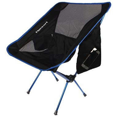 collapsable packable backpacking chair